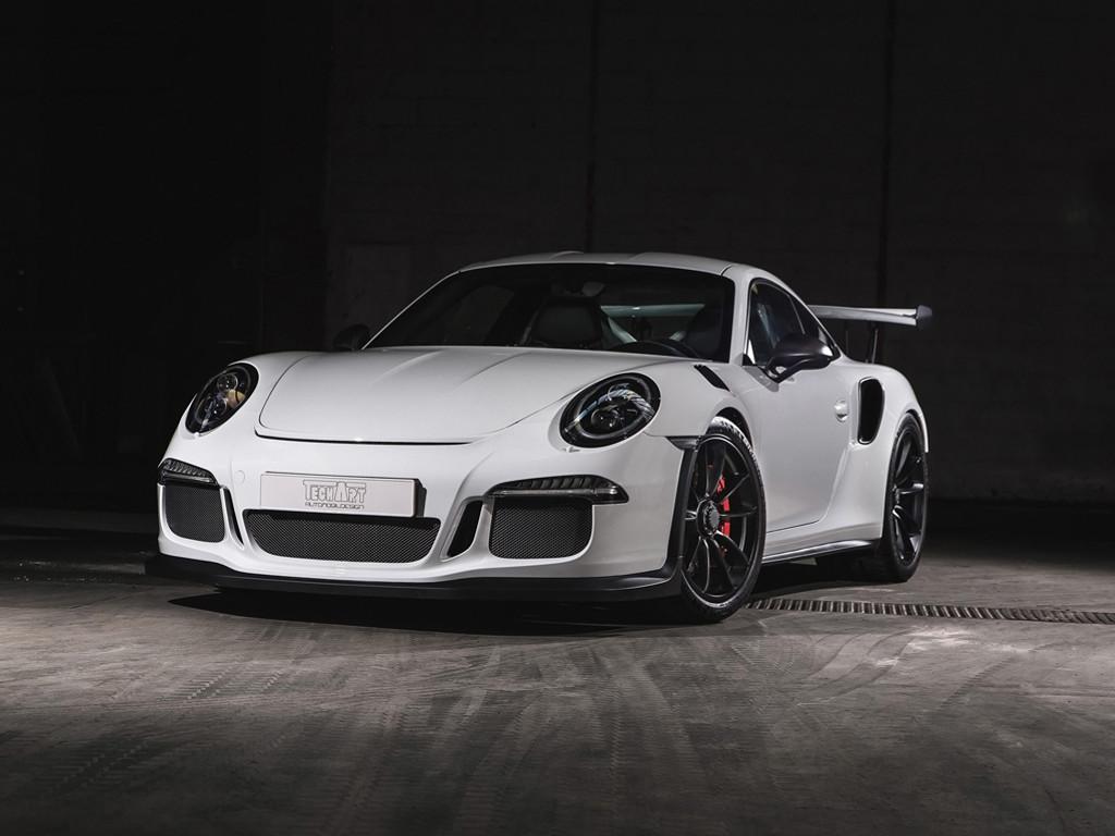 Vehicles Wallpaper: Porsche 911 GT3 RS