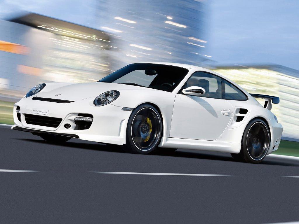 Vehicles Wallpaper: Porsche 997