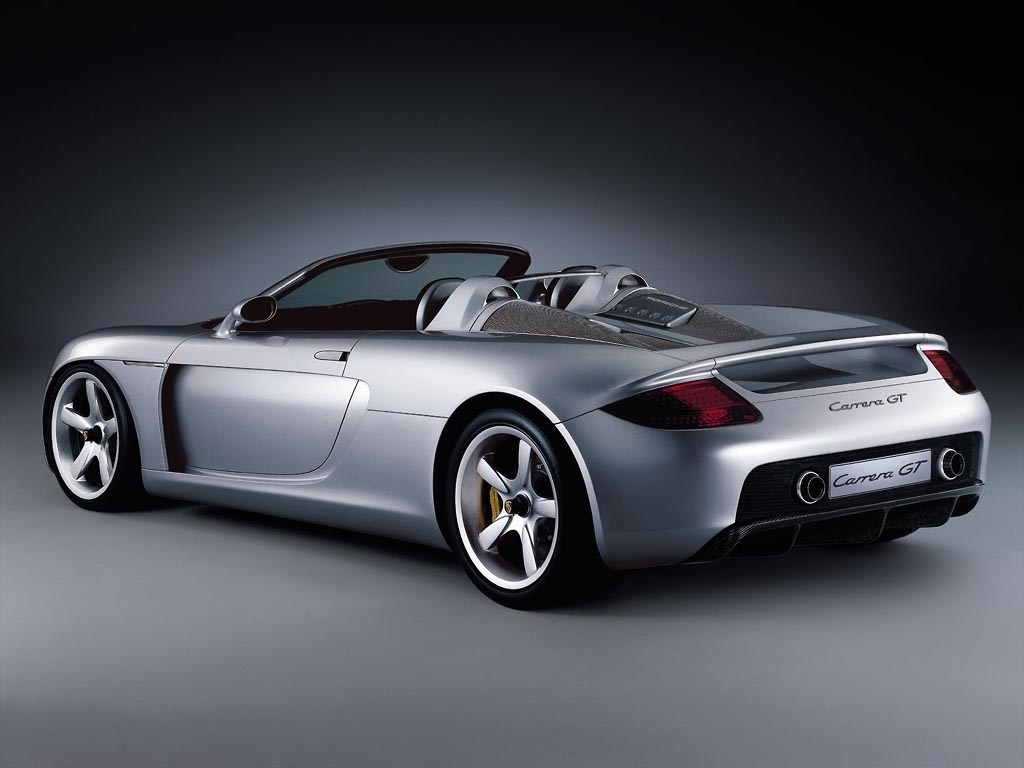 Vehicles Wallpaper: Porsche Carrera GT2