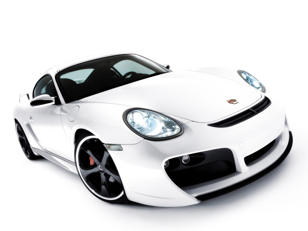 Vehicles Wallpaper: Porsche Cayman
