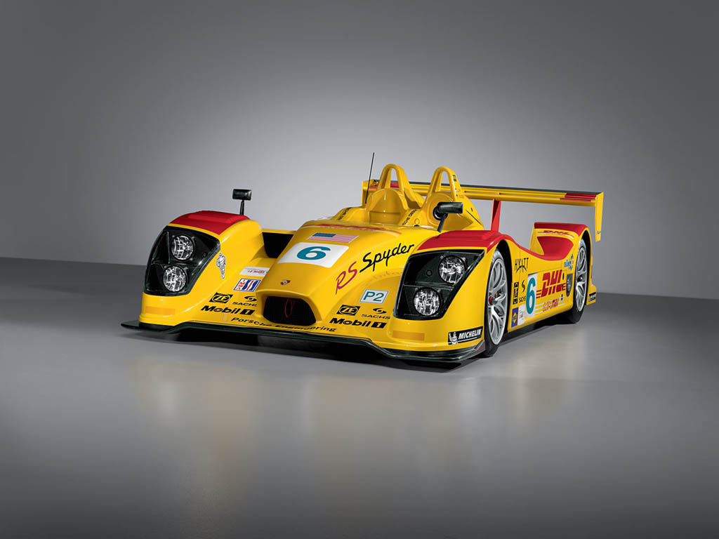 Vehicles Wallpaper: Porsche RS Spyder