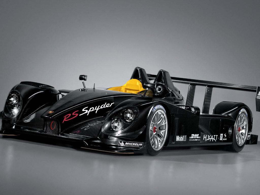 Vehicles Wallpaper: Porsche RS Spyder