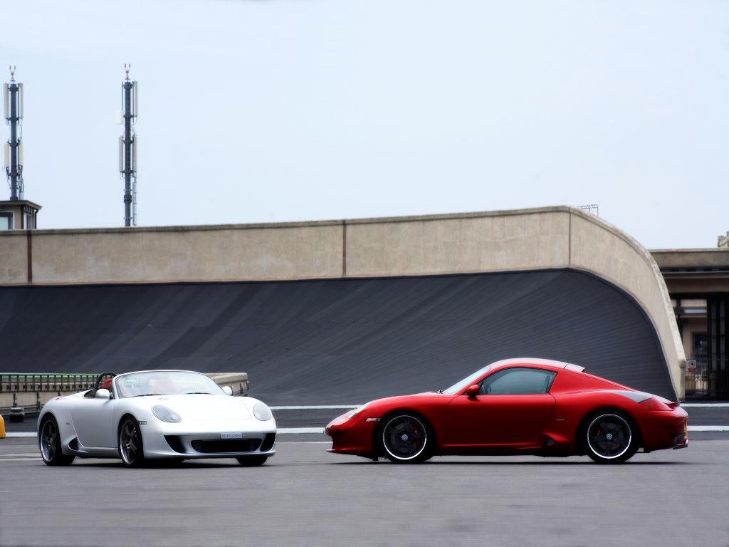 Vehicles Wallpaper: Porsches