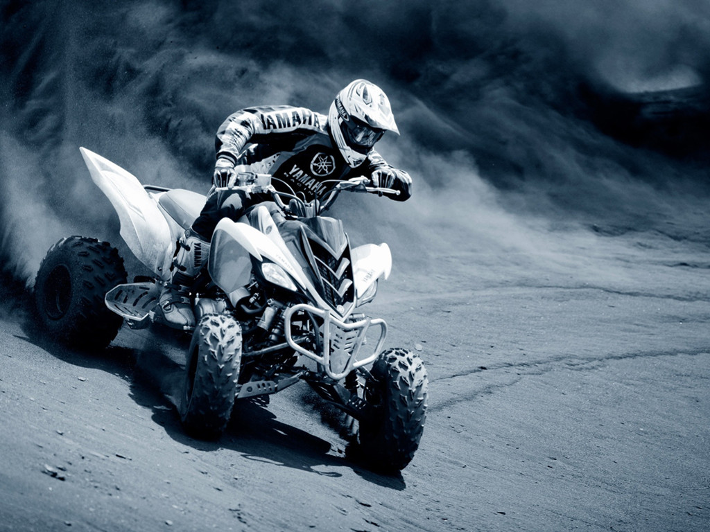 Vehicles Wallpaper: Quad Bike