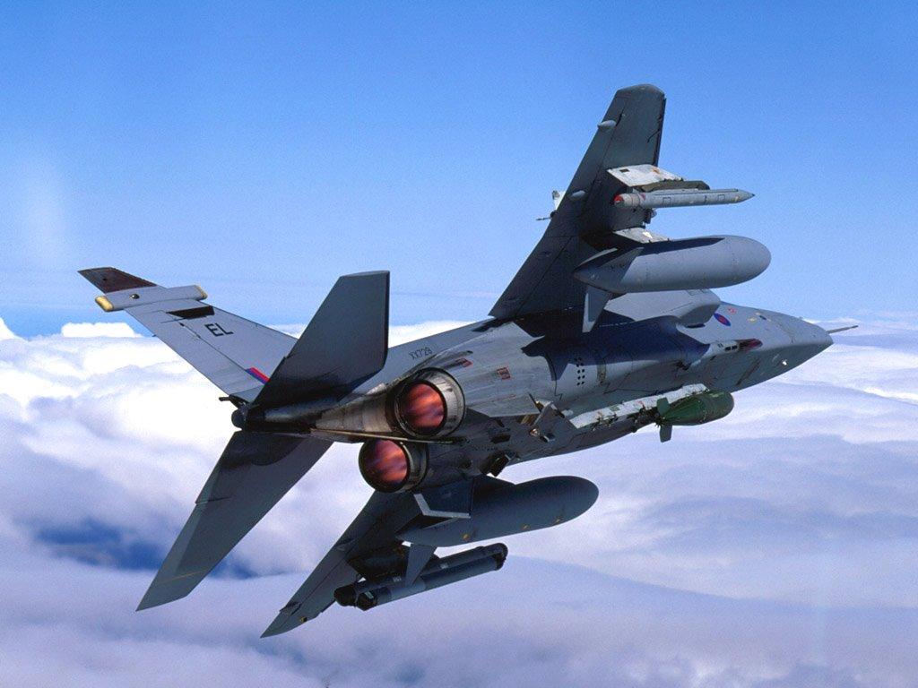 Vehicles Wallpaper: RAF - Airplane
