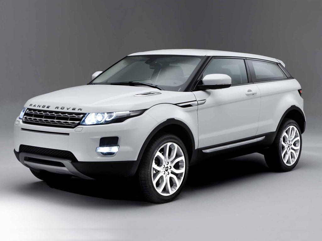 Vehicles Wallpaper: Range Rover Evoque 4x4