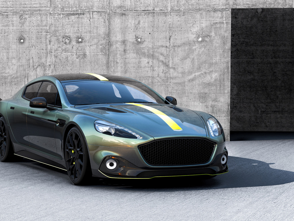 Vehicles Wallpaper: Rapide AMR