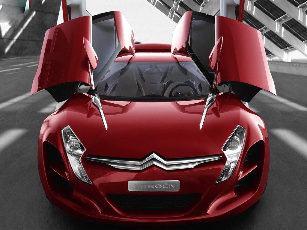 Vehicles Wallpaper: Citroen