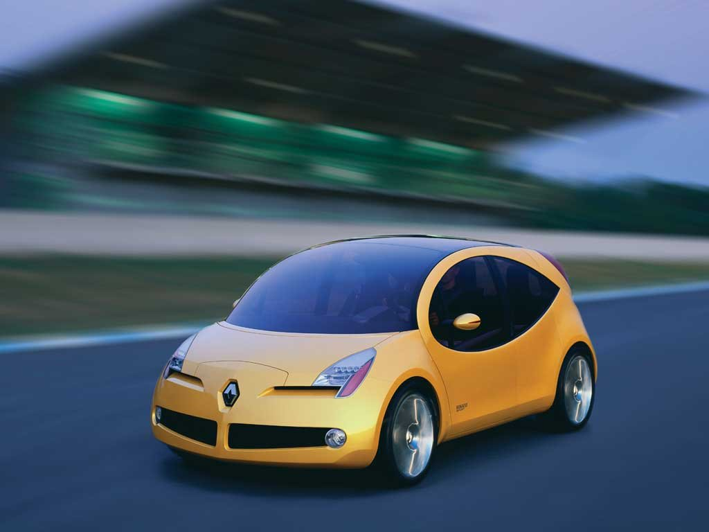 Vehicles Wallpaper: Renault Bebopi