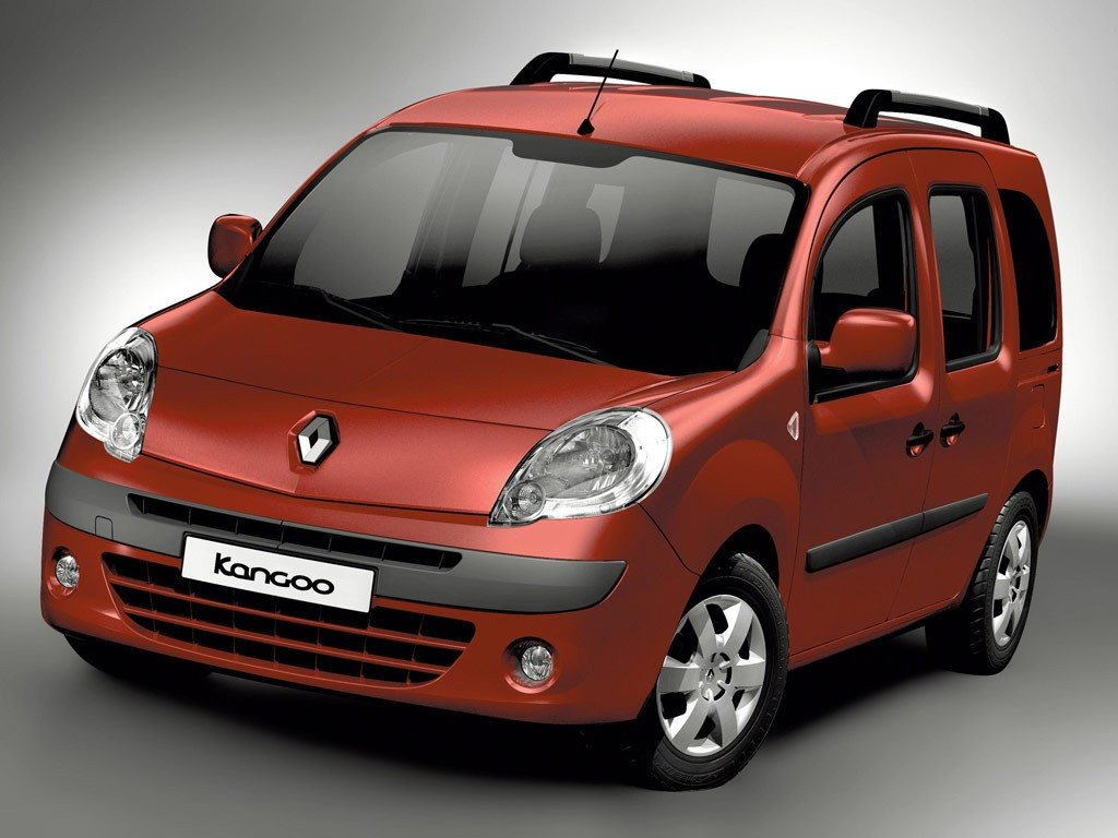 Vehicles Wallpaper: Renault Kangoo