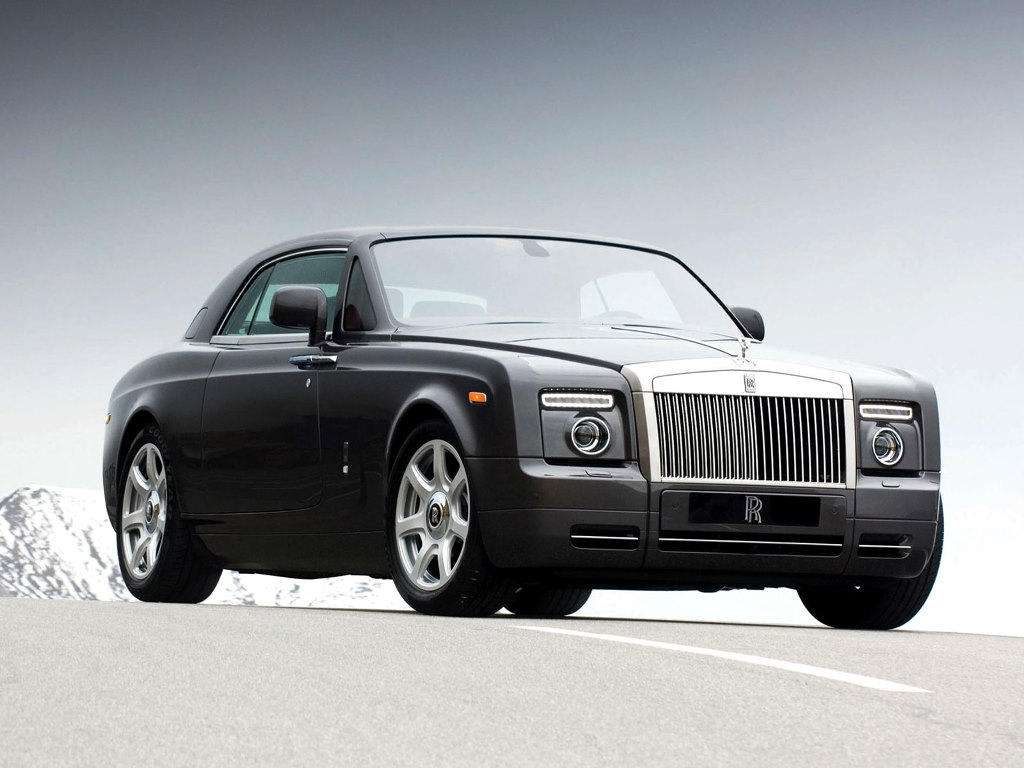 Vehicles Wallpaper: Rolls-Royce Coupe