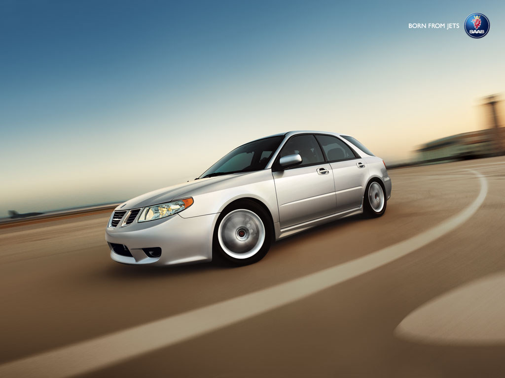 Vehicles Wallpaper: Saab