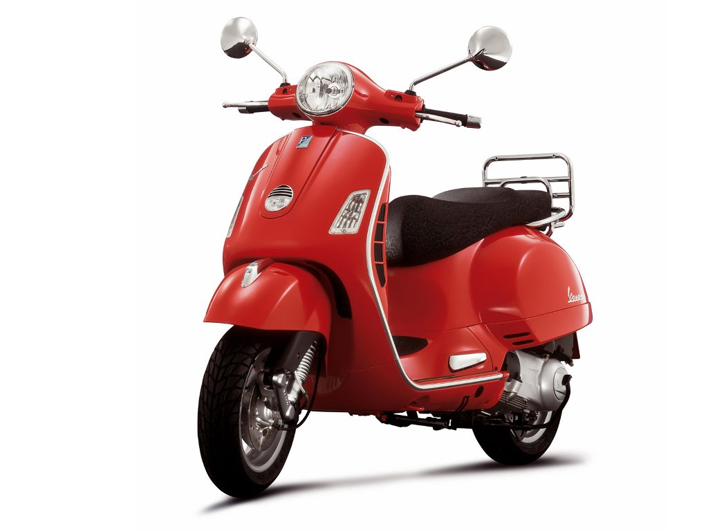 Vehicles Wallpaper: Scooter Vespa GTS