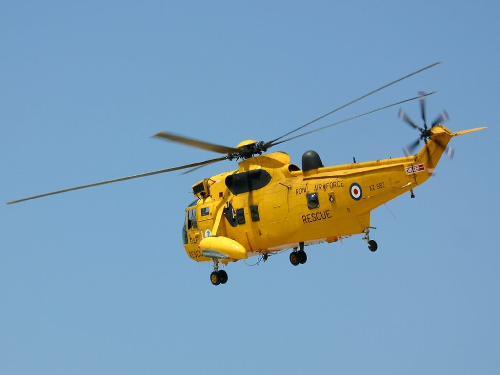 Vehicles Wallpaper: Sea King - Helicopter