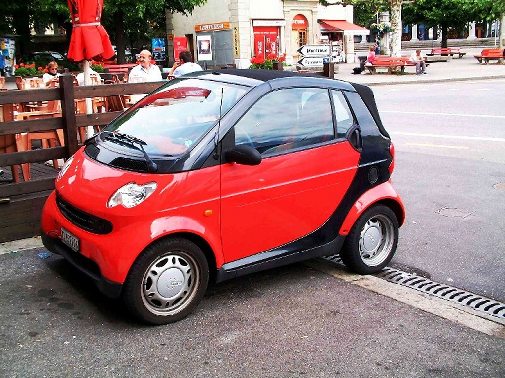 Vehicles Wallpaper: Smart Car
