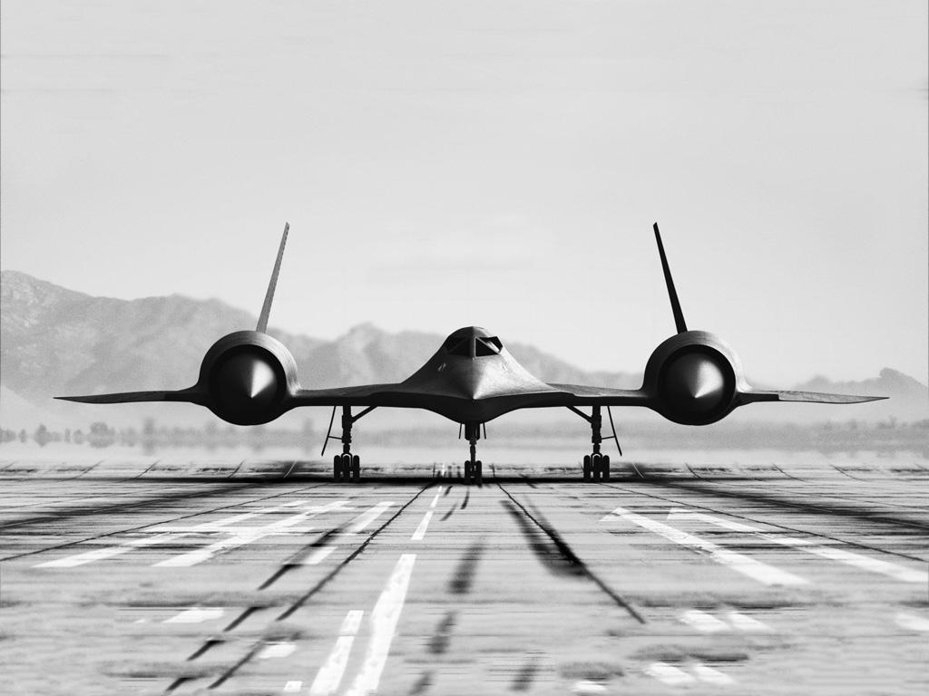 Vehicles Wallpaper: Stealth Bomber
