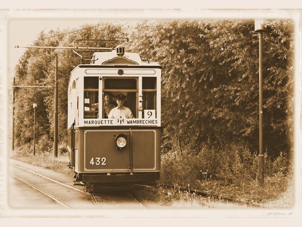 Vehicles Wallpaper: Streetcar