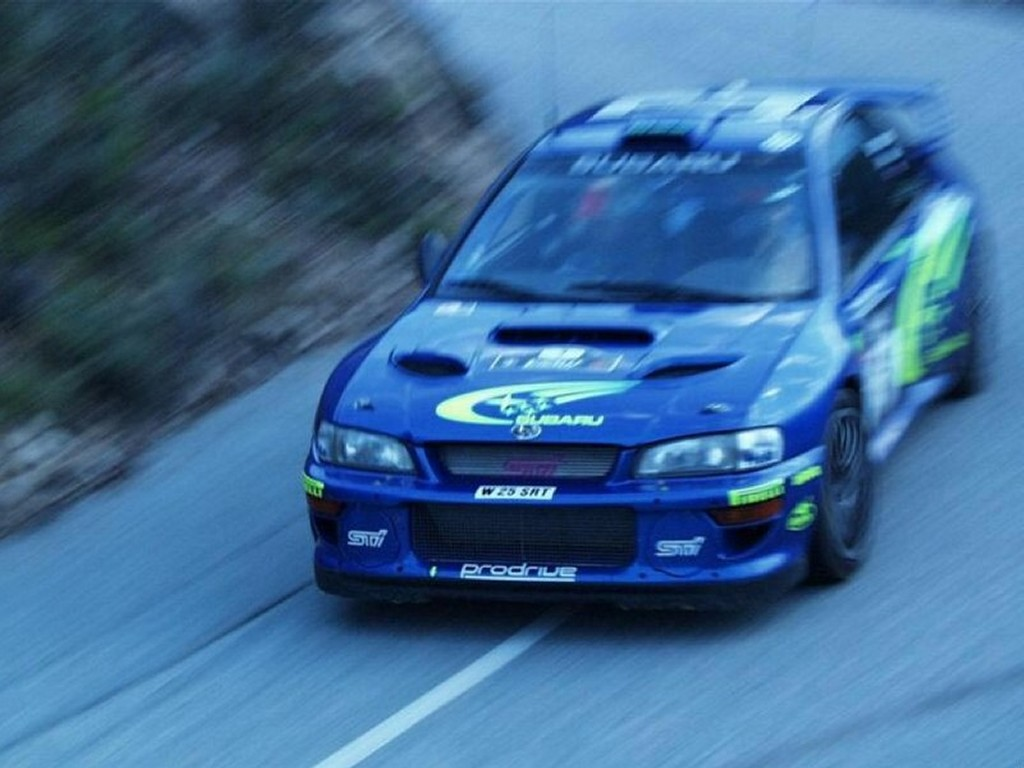 Vehicles Wallpaper: Subaru