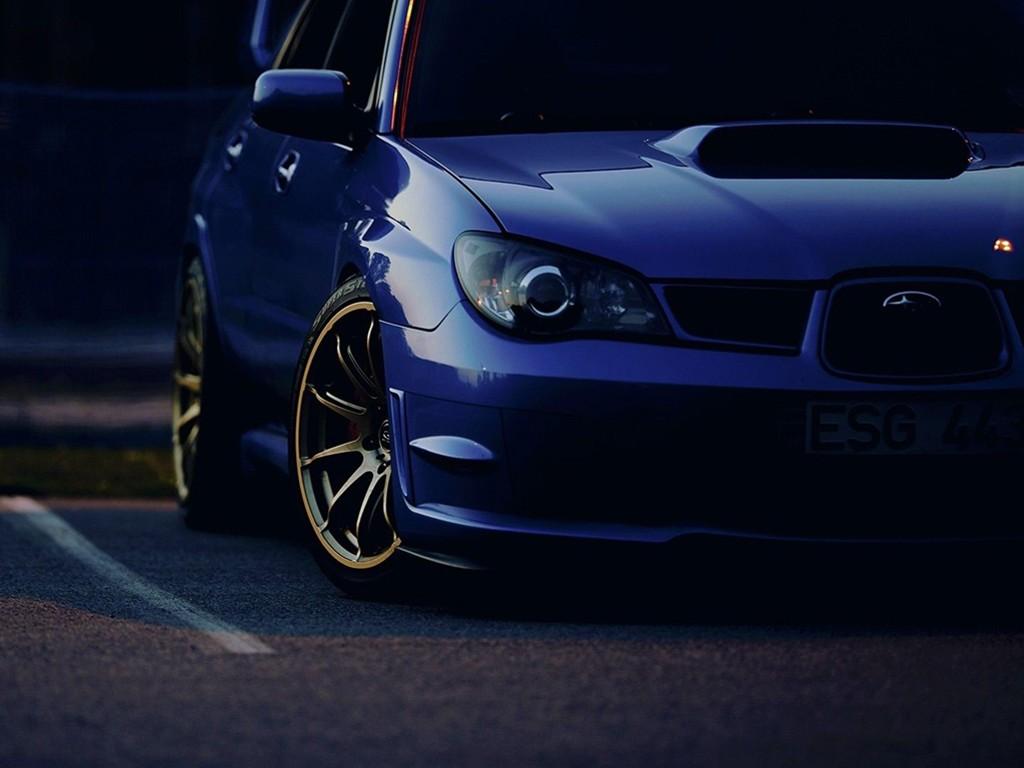 Vehicles Wallpaper: Subaru Impreza
