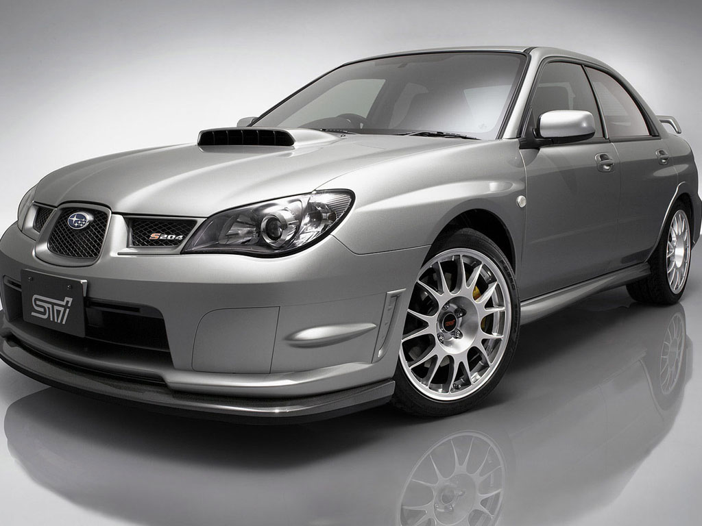 Vehicles Wallpaper: Subaru Impreza