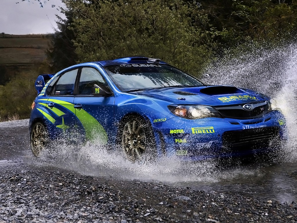 Vehicles Wallpaper: Subaru