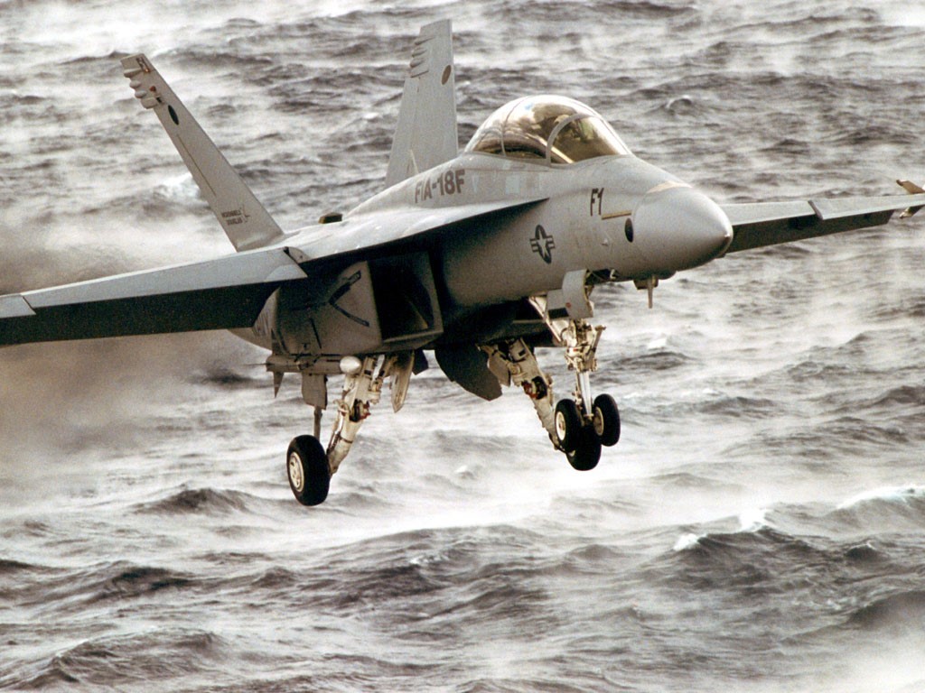 Vehicles Wallpaper: Super Hornet