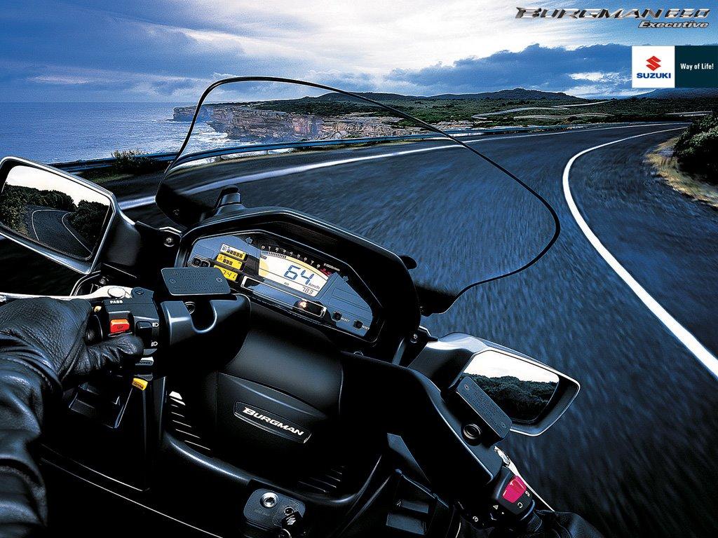 Vehicles Wallpaper: Suzuki