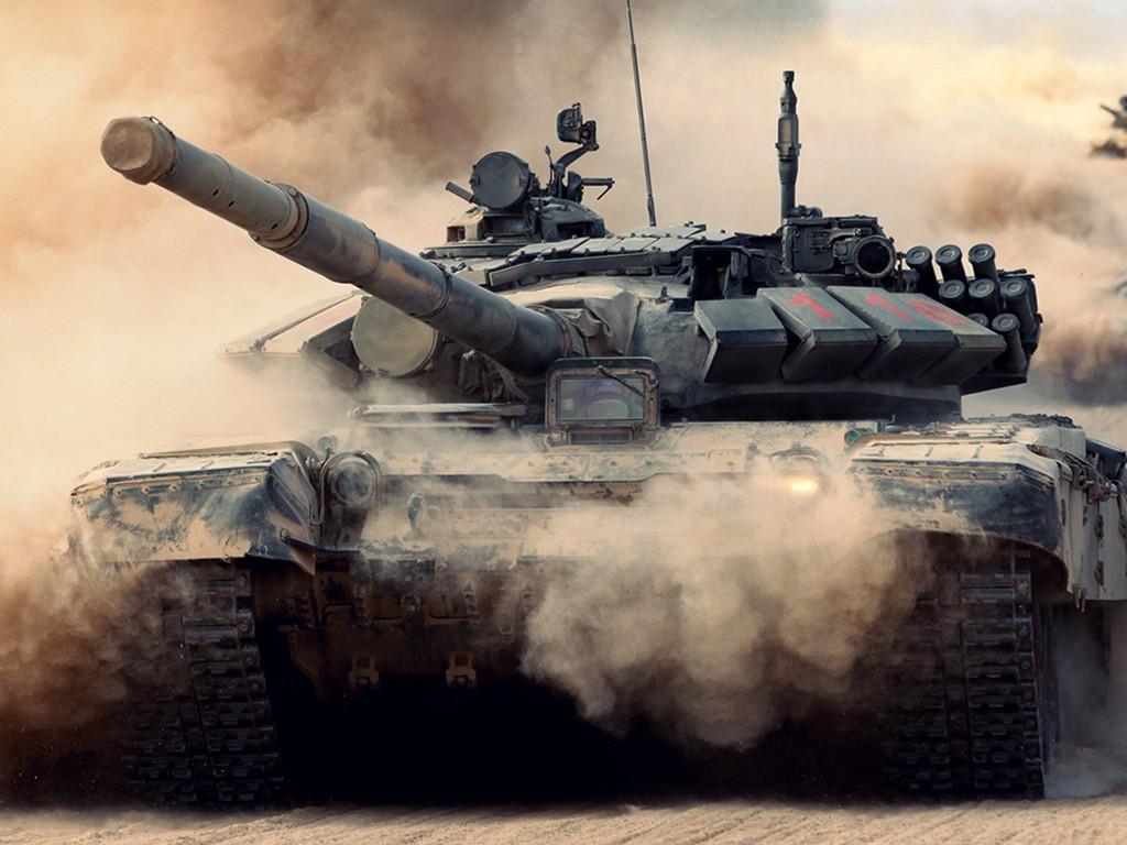 Vehicles Wallpaper: Tank