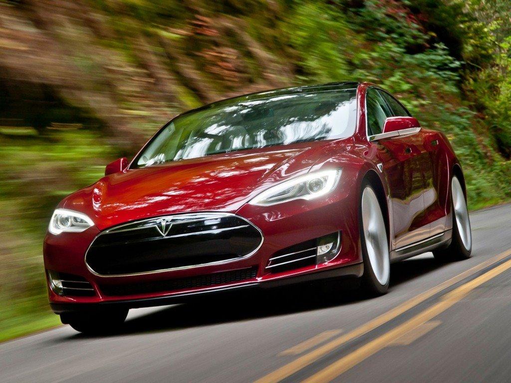 Vehicles Wallpaper: Tesla Model S