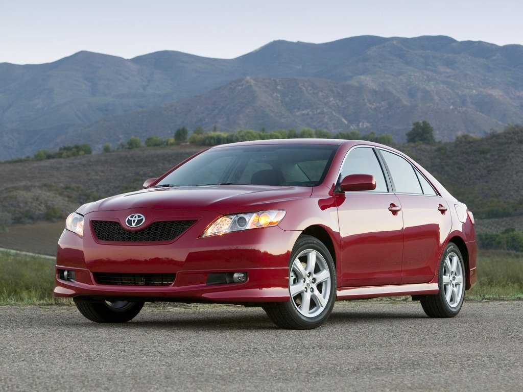 Vehicles Wallpaper: Toyota Camry XSE