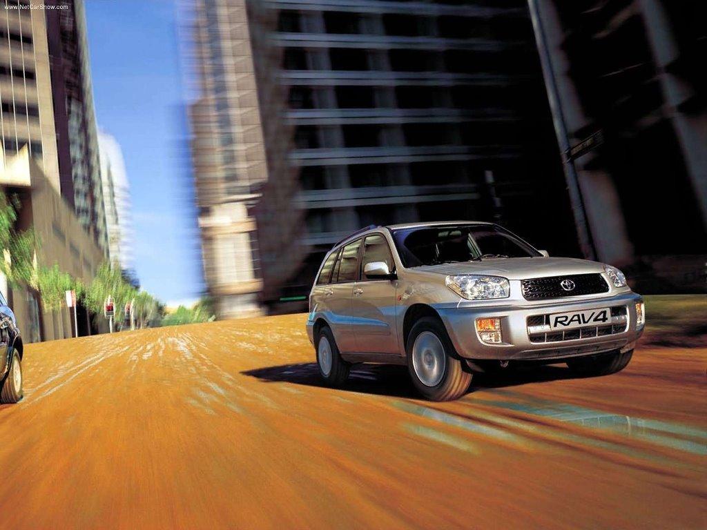 Vehicles Wallpaper: Toyota