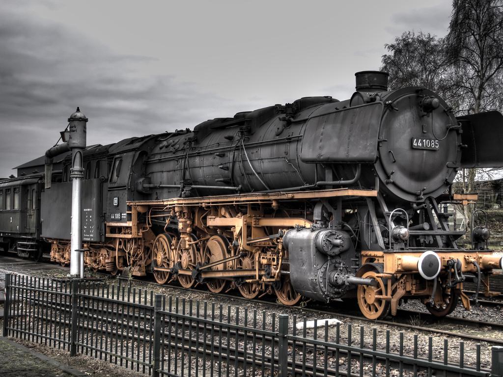 Vehicles Wallpaper: Train