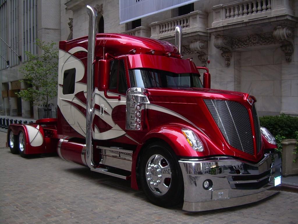 Vehicles Wallpaper: Truck