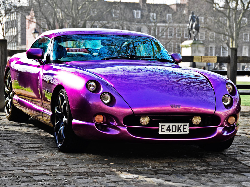 Vehicles Wallpaper: TVR Cerbera