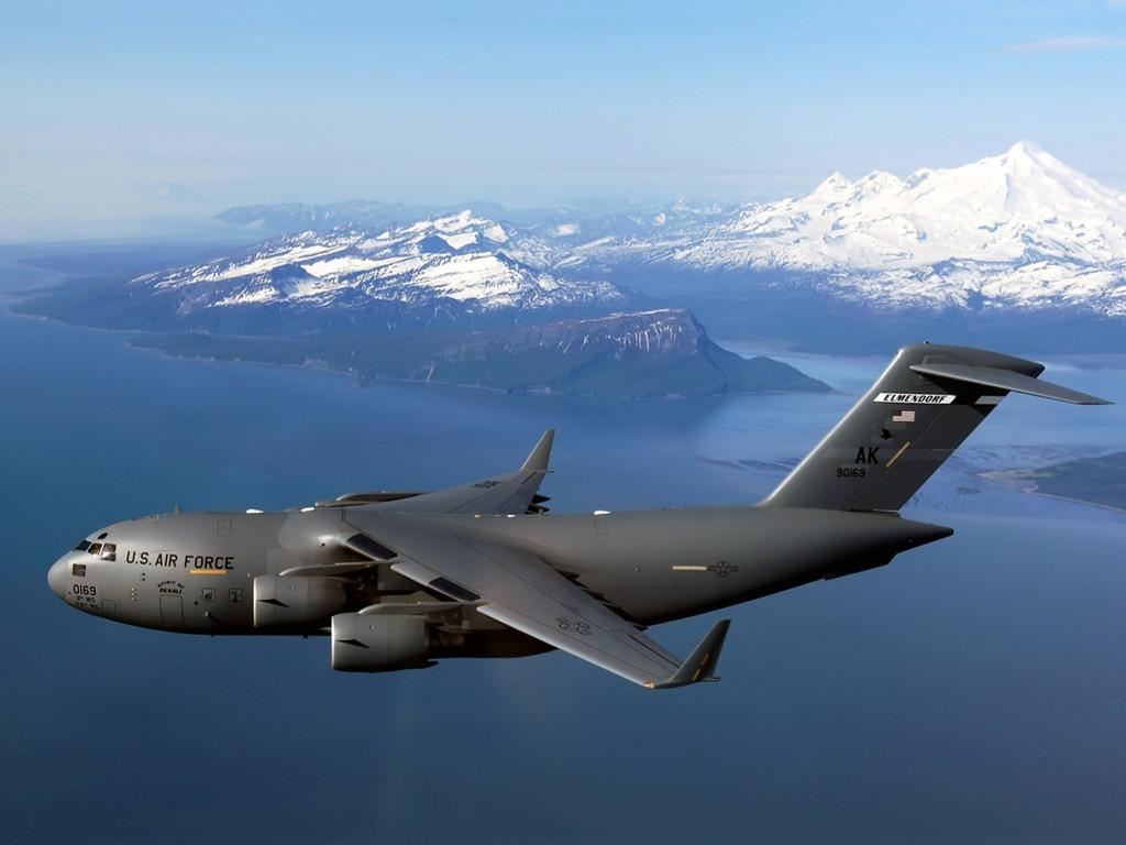 Vehicles Wallpaper: USAF