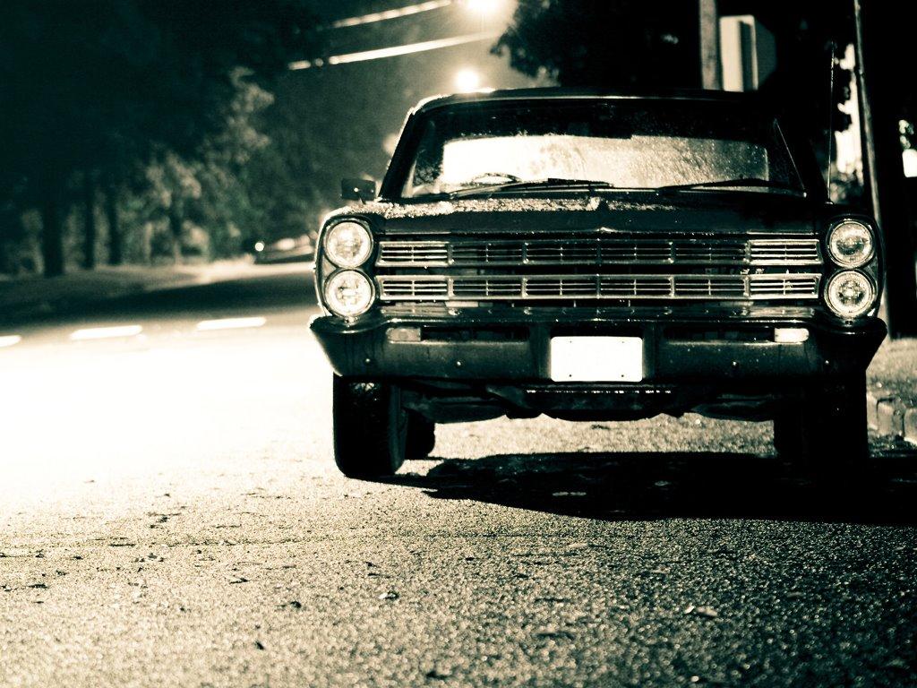 Vehicles Wallpaper: Vintage