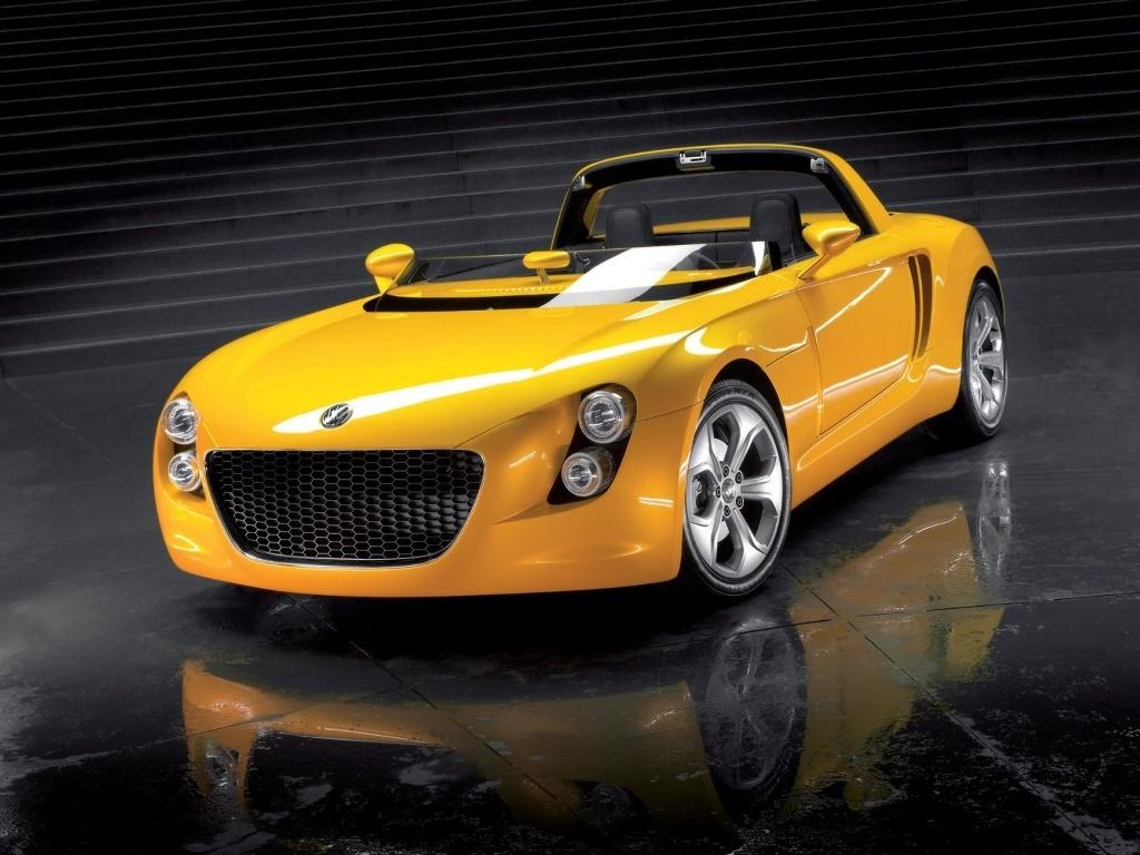 Vehicles Wallpaper: Volks - Eco Racer