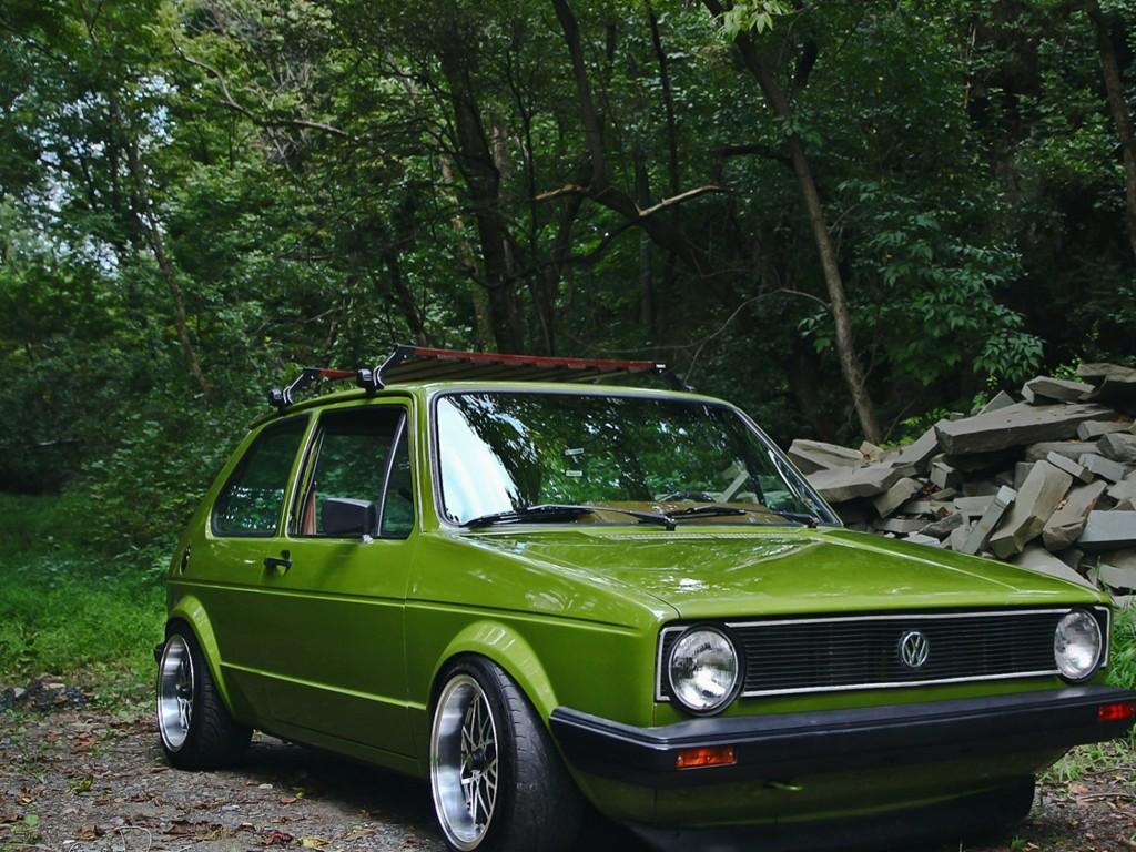 Vehicles Wallpaper: Volkswagen