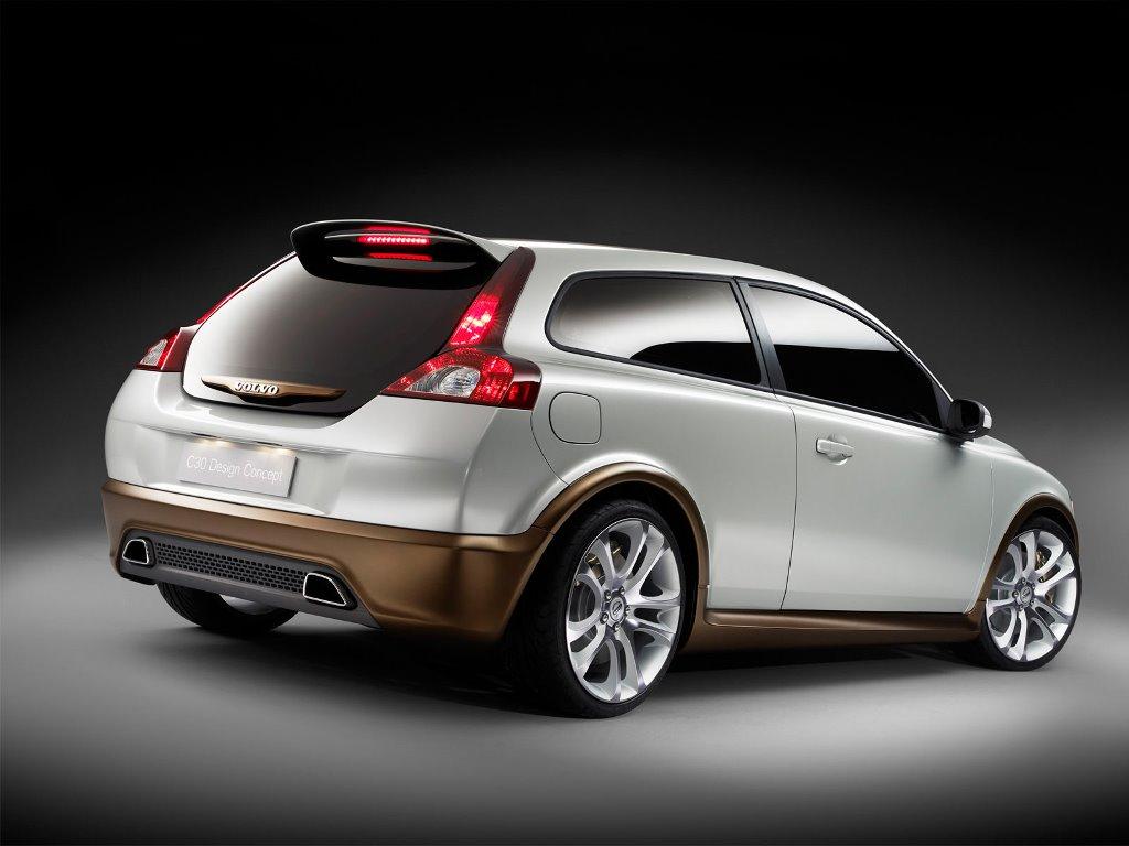 Vehicles Wallpaper: Volvo C30