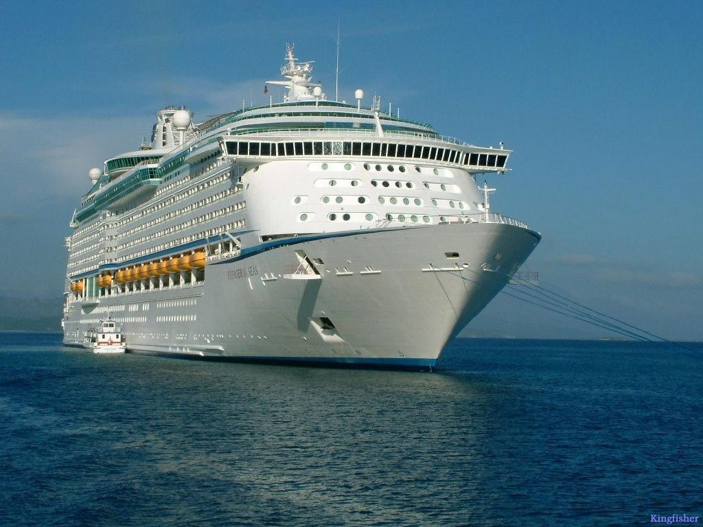 Vehicles Wallpaper: Voyager of the Seas