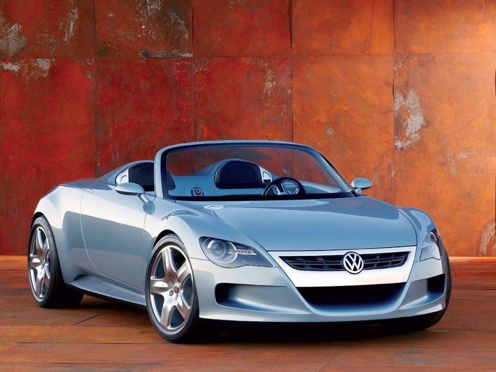 Vehicles Wallpaper: VW Convertible