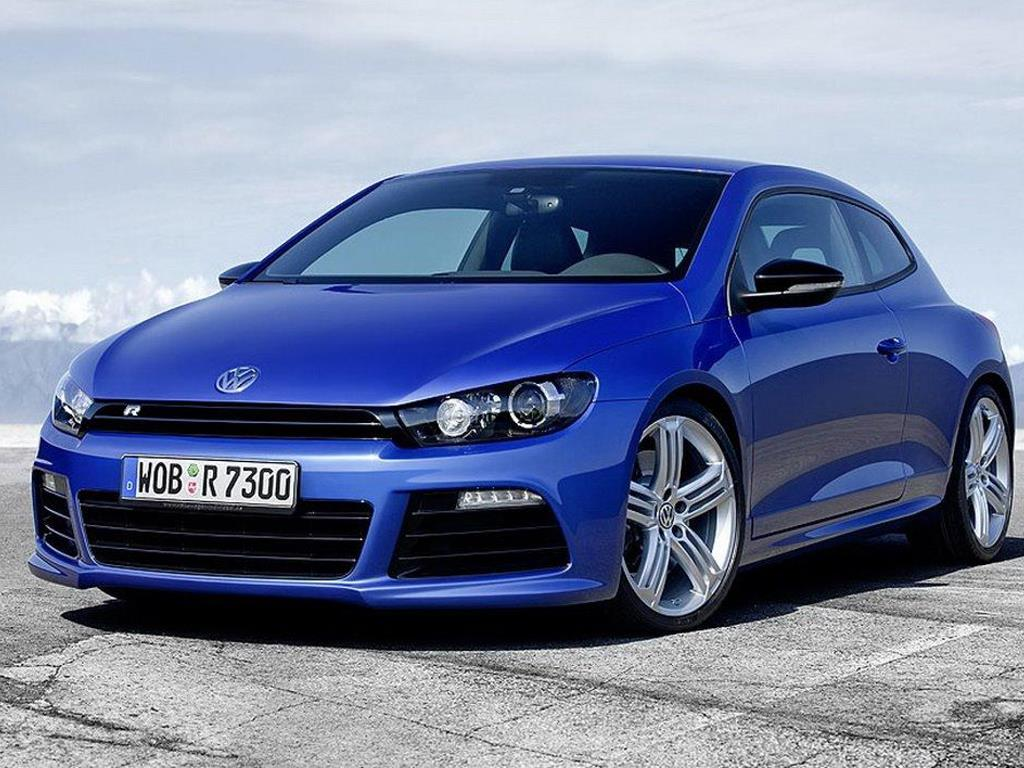 Vehicles Wallpaper: VW Scirocco R-2010