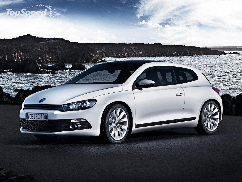 Vehicles Wallpaper: VW Scirocco