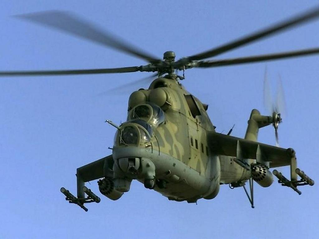 Vehicles Wallpaper: War Chopper