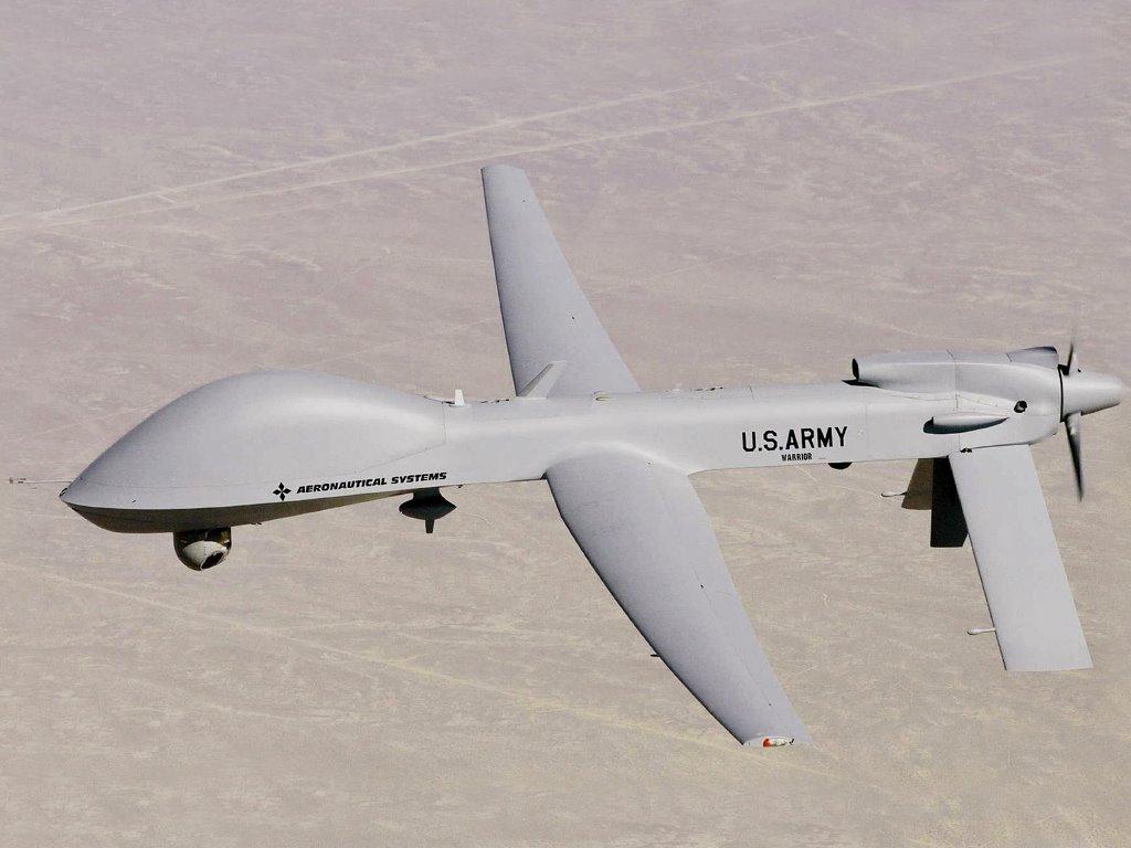 Vehicles Wallpaper: Warrior - UAV