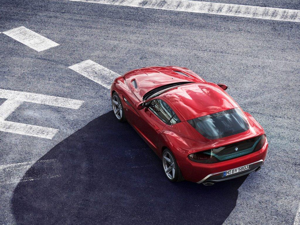 Vehicles Wallpaper: BMW Zagato Coupe