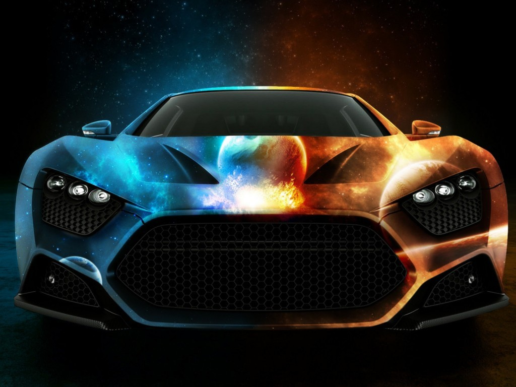 Vehicles Wallpaper: Zenvo ST1